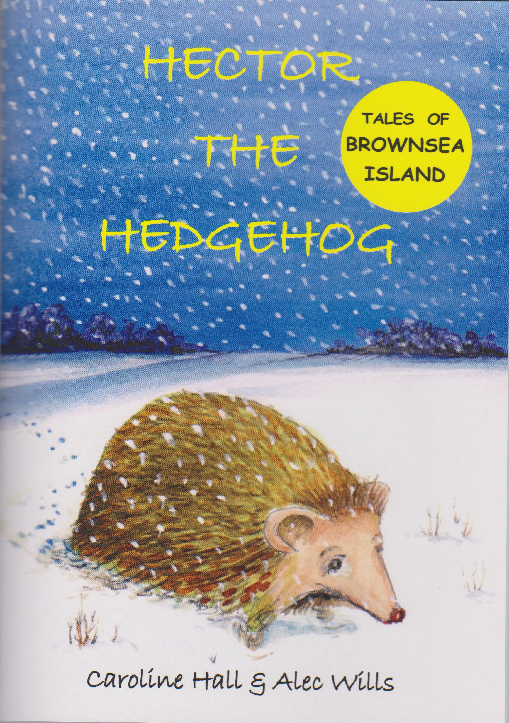 hector the hedgehog book cover